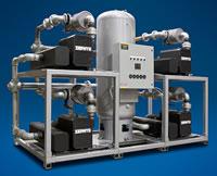 Sistema de Vacío con control integrado