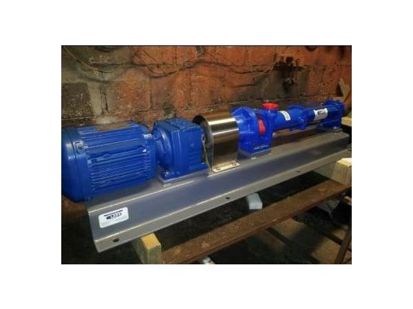 Bomba-para trasiego de Proyecto Hidroeléctrico Torito Turrialba