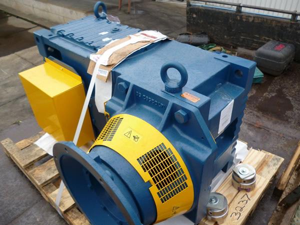Motorreductor Industrial para concentrados - SEW