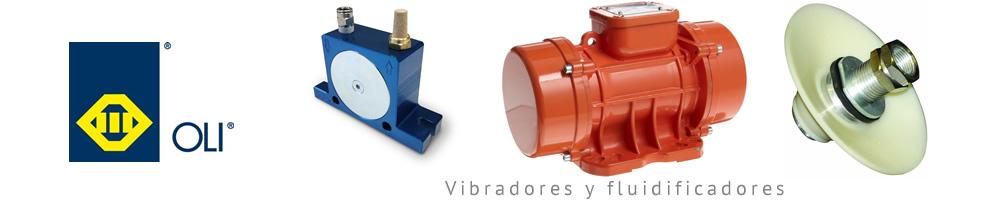 Vibradores y Fluidificadores WAM