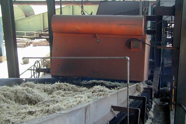Proyecto de eliminación de contaminación ferrosa