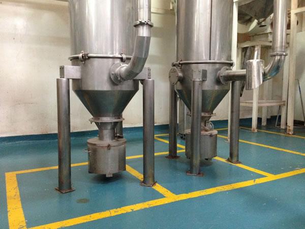 Maquinaría Wam en un proyecto en Compañía de Chocolate