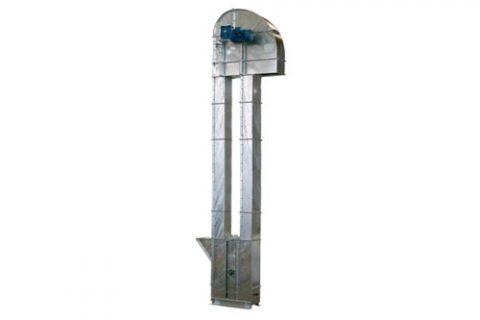 Tornillos sin fin y elevadores de cangilones