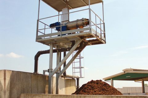 Máquinas para la separación de sólidos y líquidos